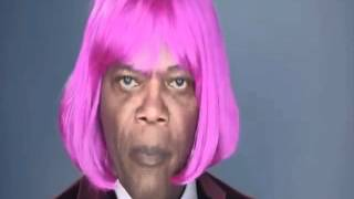 Nicki Minaj / Samuel L. Jackson - Beez in the Trap - BET Awards Commercial