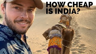 How cheap is India to Travel? Hint: Very Cheap