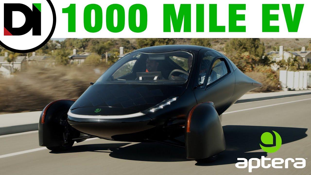 Aptera Motors: A Paradigm shift in EV technology