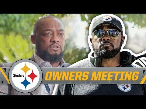 Sports Wrap with Ron Potesta - Steelers Coach Mike Tomlin Defends Steelers QB Roethlisberger
