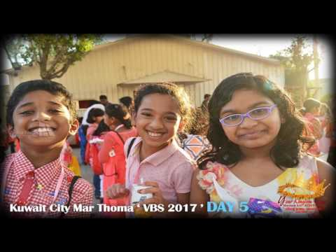 KUWAIT CITY MAR THOMA VBS-2017  -  www.kcmtss.com