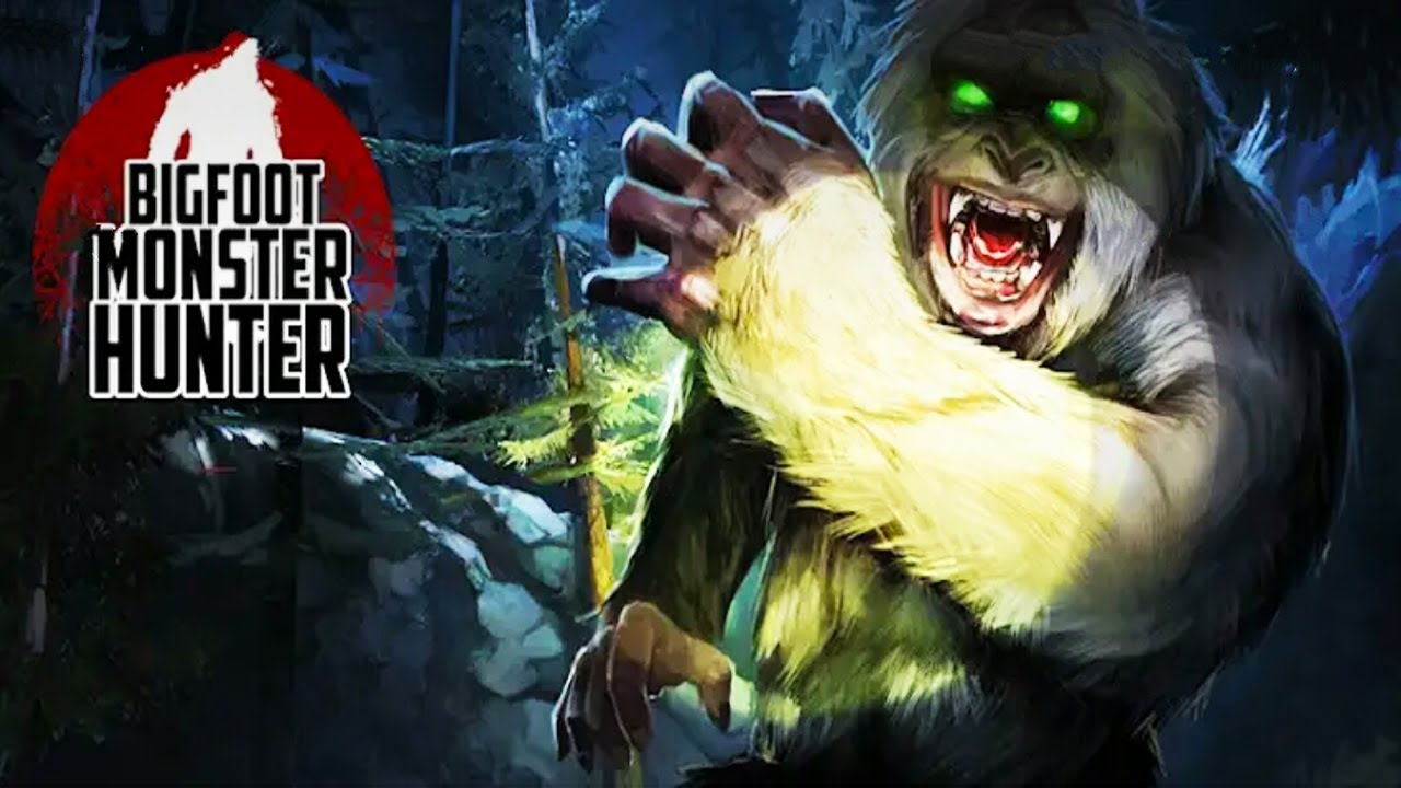 Bigfoot Monster Hunter - Free Hunting Games Android ᴴᴰ