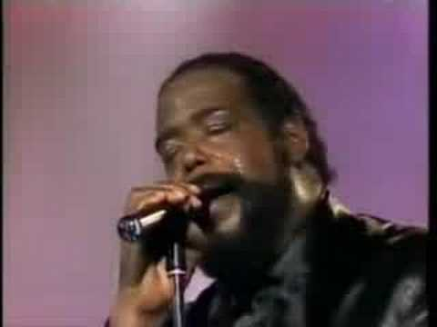 BARRY WHITE - I WANNA DO IT GOOD FOR YOU