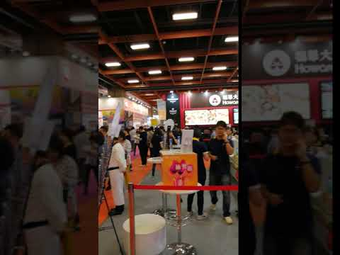 Exhibition,Tradeshow,Trade Fair Taiwan standbuilder,Taipei booth contractor Yoho Expo.