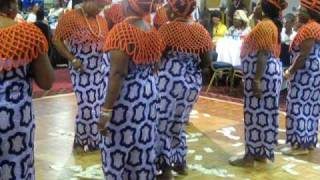 Dance of African Royalty | Black Women | African Women | African Culture