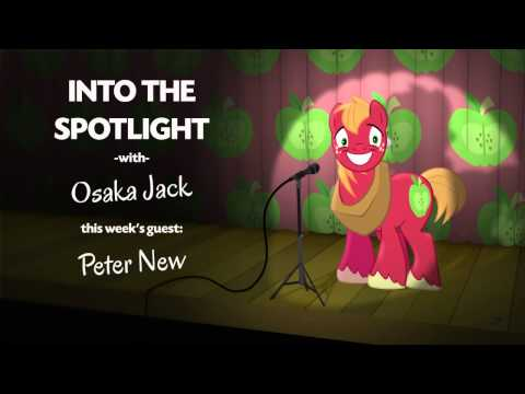Into the Spotlight - Episode 87: Peter New