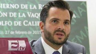 Rafael Pacchiano y la norma emergente de verificación vehicular / Pascal Beltrán