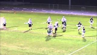 Lacrosse Highlights 2 - Big Hits