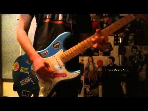 Vandals - So Long, Farewell Guitar Cover