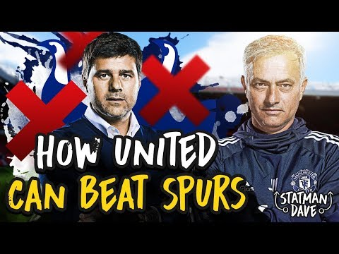 Why Mourinho's Man Utd will beat Pochettino's Spurs again... | Predicted XI, Formation and Tactics