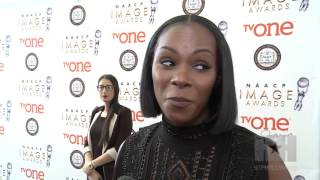 Tika Sumpter Talks Channeling Her Inner Michelle Obama