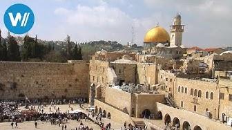 Die verschiedenen Viertel von Jerusalem - Reise in die heilige Stadt