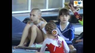 София Тертышная Открытый чемпионат Запорожской области по спортивной гимнастике среди девочек 2014