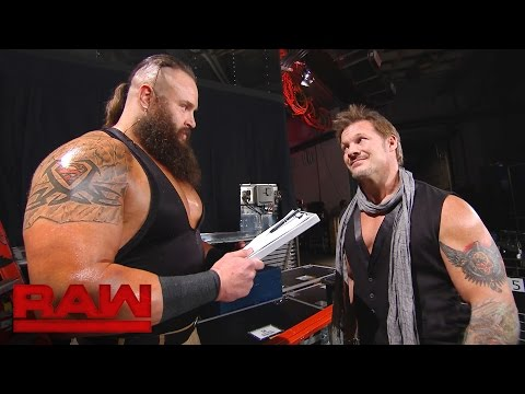 "Thumbnail: Chris Jericho hunts for ""The List of Jericho"": Raw, Oct. 24, 2016"