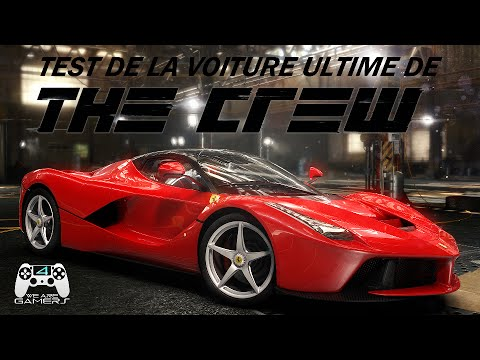 test de la voiture ultime de the crew fr hd youtube. Black Bedroom Furniture Sets. Home Design Ideas