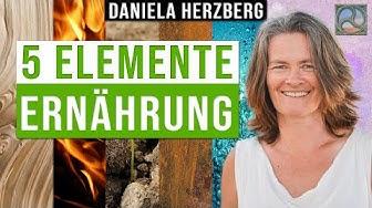 5-Elemente-Ernährung - Expertengespräch mit Daniela Herzberg