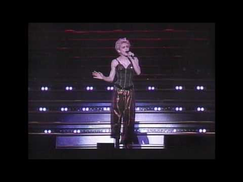 THE LOOK OF LOVE-MADONNA WHO'S THAT GIRL-MITSUBISHI SPECIAL LIVE IN JAPAN