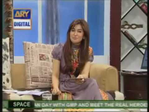 Captoin Ali Magssi's shahed in Good Morning Pakistan p1.mp4
