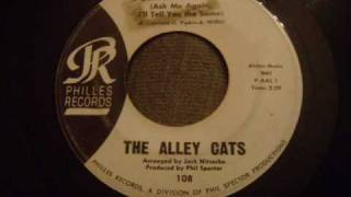 Alley Cats - Puddin' N' Tain - Early Phil Spector Production - Great Doo Wop Rocker!