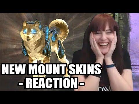 30 New Mount Skins + Opening 1 | Guild Wars 2 thumbnail
