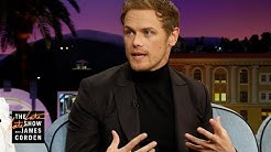 To Sam Heughan, There's No 'Vin' - Only Vin Diesel