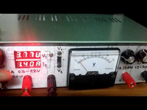 Building a benchtop dual D.C power supply -- 15 (High Z CNC-STEP)