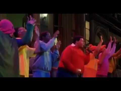 Fat Albert Birthday Party Scene