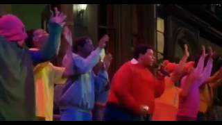 Fat Albert Birthday Party Scene