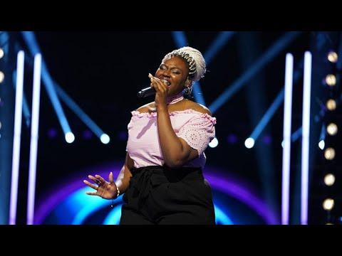 Ida Njie: Not too young - Sabina Ddumba - Idol Sverige (TV4)