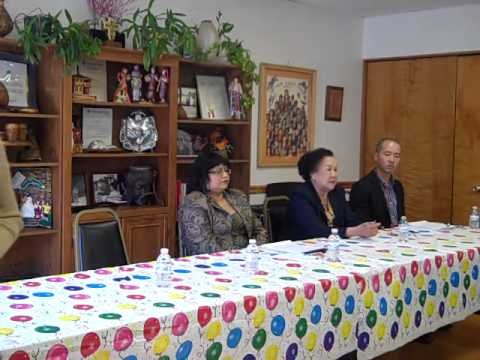 Press Conference: Family Immigration and Impact on Cleveland's Asian Community