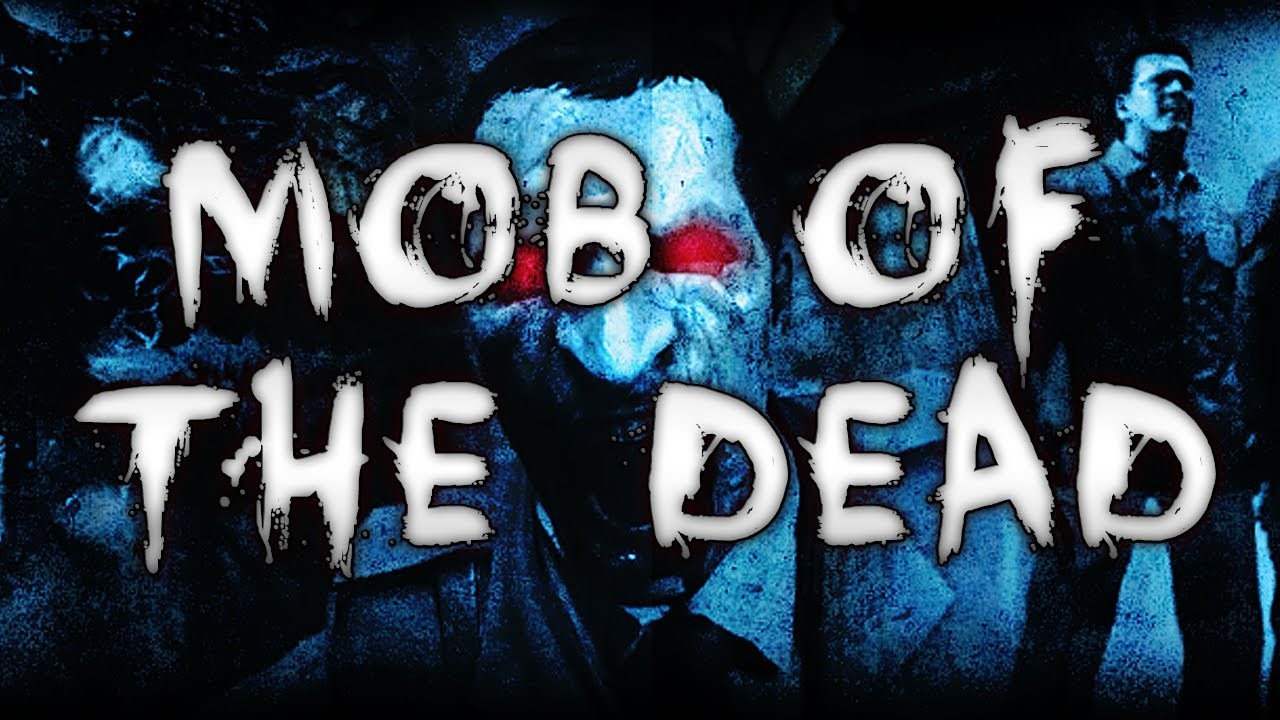 MOB OF THE DEAD Zombies  Both GoodBad Endings of the Pop Goes