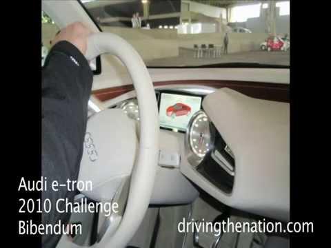 Audi E-tron & BMW Vision wins concept car of the year; Nissan Leaf wins production concept