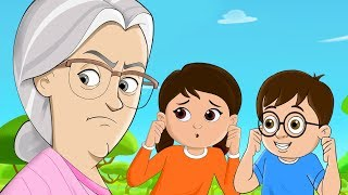 Dadi Amma Maan Jao + Nani Teri Playlist by FunForKidsTV Hindi