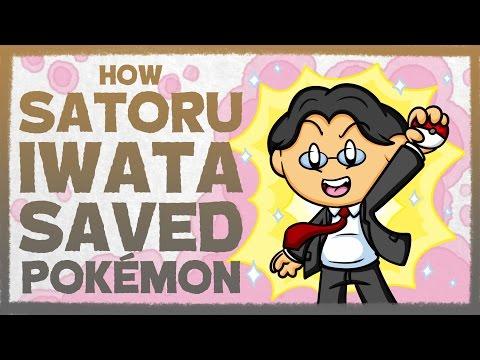How Satoru Iwata Saved Pokémon