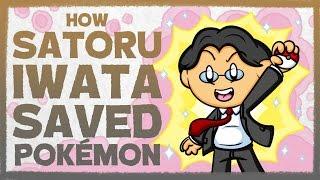 Pokémon Gold and Silver: How Satoru Iwata Saved Game Freak
