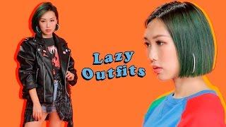 Lazy Outfits for School | IAMKARENO