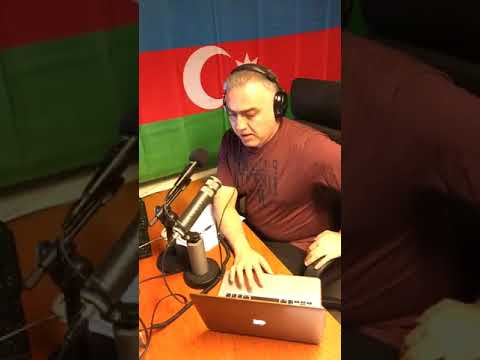 Yashar heydari və Sayın Sardar Bəy Asadi . Azarbaycan sesi radiosundan bugün 16.10..2017