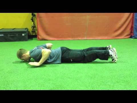 Deadstop Pushup - Viking Strength Systems