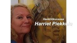 Henkilökuvassa: Harriet Piekkola