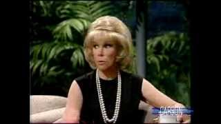 Joan Rivers Tells Jokes about the Royal Family, on Johnny Carson, Part 5, Apr 1986