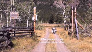 The Spiritual Return to Bella Coola: A Solo BMW GS Motorcycle Adventure