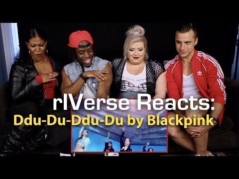 rIVerse Reacts: Ddu-Du-Ddu-Du by Blackpink - MV Reaction