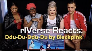 Download Lagu rIVerse Reacts: Ddu-Du-Ddu-Du by Blackpink - M/V Reaction Mp3