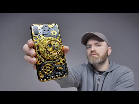 The Craziest Smartphone Yet...