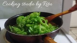 Chichinga bhaji,Snakegourd  with Egg