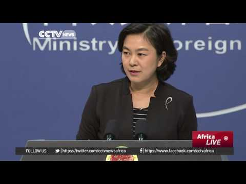 China supports Syria truce, calls for permanent end to hostilities