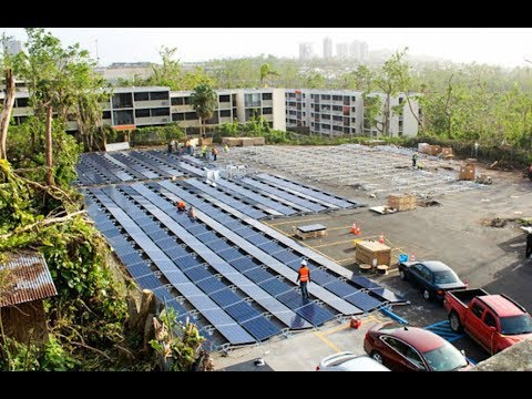 Tesla Hooks Up Puerto Rican Children's Hospital With Solar Power