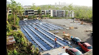 Tesla Hooks Up Puerto Rican Children's Hospital With Solar Power