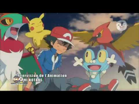 Pokemon saison 18 g n rique en francais hd gulli youtube - Pokemon saison 18 ...