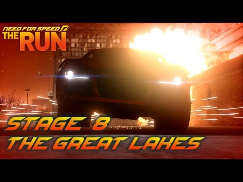 Need For Speed: The Run - Stage 8 - The Great Lakes (PC)